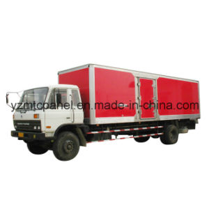 Light Weight FRP Dry Cargo Truck Body pictures & photos