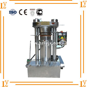 Cocoa Bean Oil Extraction Machine Hydraulic Oil Press Machine pictures & photos