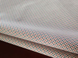 Cotton Yarn Dyed Cotton Check Plaid Fabric for Shirt