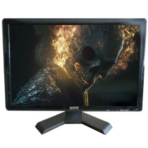 "19"" CCTV BNC in BNC out HDMI Monitor for Security pictures & photos"
