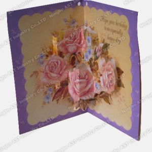 Pop-up Greeting Cards, Greeting Cards, Music Greeting Card pictures & photos