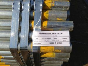 High Quality Hot Sales Galvanized Pipes pictures & photos