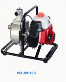Open Type 1 Inch Portable 41.5cc 1.45kw High Quality Gasoline Water Pump Wx-Wp10c pictures & photos