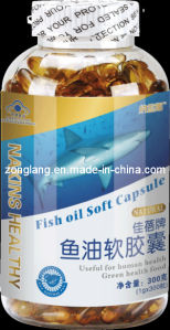Natural Fish Oil Soft Capsule for Human Health pictures & photos