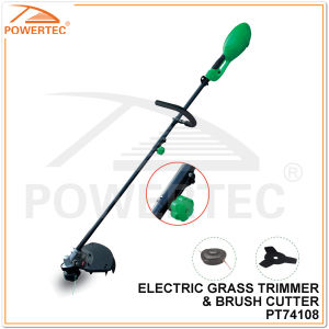 Powertec 1200W 230mm Electric Brush Cutter (PT74108) pictures & photos