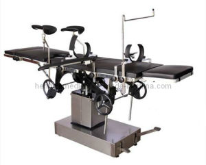 Medical Supply Slde-Manipulating Operation Table Hx-Eot 301