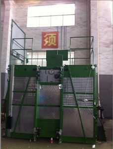 Construction Hoist (SC200/200) with Low Speed 36m/min