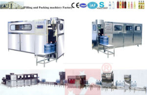 Mineral Water Filling Plant of 3gallon pictures & photos