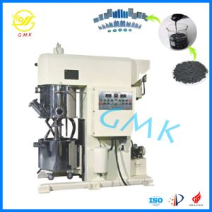 Lithium Battery Paste Mixing Machine 100L with Disperser Double Planetary Mixer pictures & photos