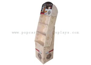 Coffee Cardboard Displays, Cardboard Coffee Displays