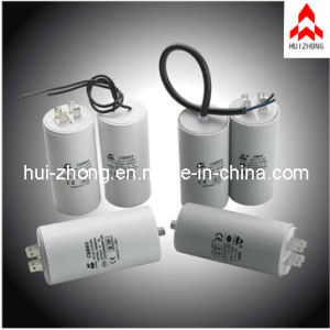 Plastic Film Running Motor Capacitor (CBB60) pictures & photos