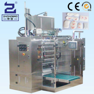 Baking Powder Four-Side Sealing & Multi-Line Packing Machine (DXDO-F900E) pictures & photos