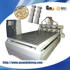 1815 Wood, Acrylic, Stone, Aluminum, Plastic, Multi-Spindle CNC Router pictures & photos
