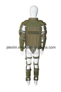 Fbf-20g Anti Riot Uniform (Army Green) for Police Equipment pictures & photos