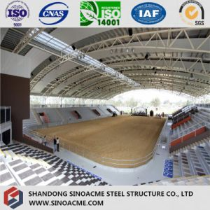 Steel Pipe Truss Structure Building pictures & photos