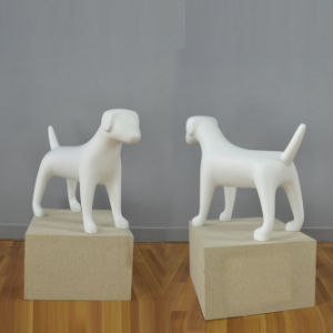 Cute Fiberglass Dog Dummy for Window Display pictures & photos