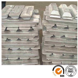 National Standard Aluminum Alloy Ingot pictures & photos