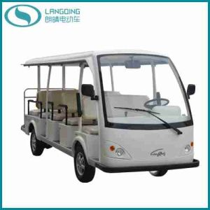 CE Electric Car Tourist Coach with Gearbox (LQY140AN)