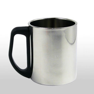 Double Wall Stainless Steel Espresso Coffee Cup Coffee Mug
