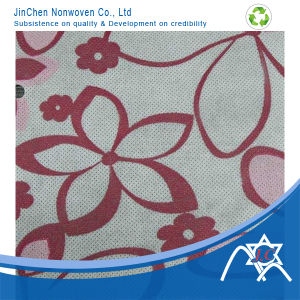 PP Nonwoven Fabric, Maximum 8 Colors Can Be Printed for Home Textile pictures & photos