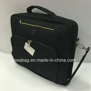 Laptop Notedbook Carry Bag Fashion Multi-Function Vintage Handbag Briefcase (GB#40005) pictures & photos