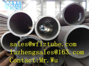 Dia 245mm 203mm Steel Pipe, Seamless Carbon Steel Tube Od 180mm 177.8mm 194mm pictures & photos