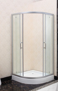 Hot Sell Shower Enclosure with Base (A-230) pictures & photos