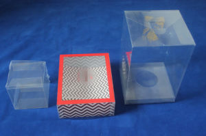 Custom Fine Plastic Box with Printed