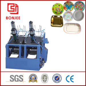 Automatic Paper Plate Manufacturing Process (BJ-400P)  sc 1 st  Pingyang County Bonjee Machinery Factory & China Automatic Paper Plate Manufacturing Process (BJ-400P) - China ...