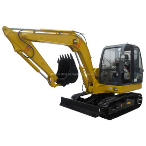 4tons Mini Excavator with Japan Yanmar Engine CE Certificate Lowest Price pictures & photos