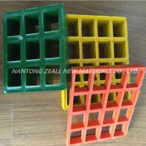 Chemical Resistance FRP Grating with Thickness 30mm