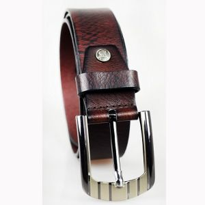 Stylish Men′s Genuine Leather Belt -24 pictures & photos