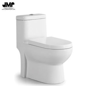China Bathroom Wc Sanitary Wares One Piece Ceramic Toilet pictures & photos