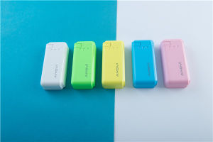 4000 mAh Power Supply Power Bank with Special Design- Promotional Item