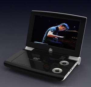 "OEM 9"" Private Mould Portable DVD (PD-6790)"