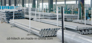 Fire Tube Inner Ribs Condensation-Type Plastic-Lined Steel Pipe