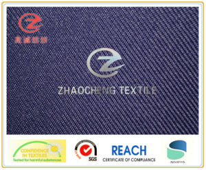 500d 2/2 Twill Poly Oxford PU/PVC Coated Fabric (ZCOF021)