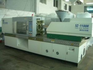 Injection Molding Machine (120tons)