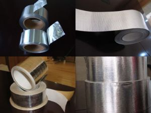 Aluminum Foil Insulation Tape for AC Duct/Refrigerator pictures & photos