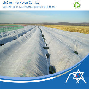 36m Width Nonwoven Fabric for Agriculture Cover pictures & photos