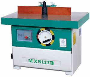 Single Spindle Shaper (MX5117B)