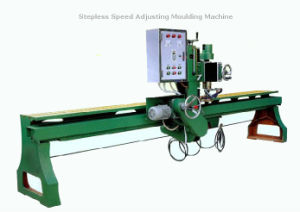 Stepless Speed Adjusting Moulding Machine