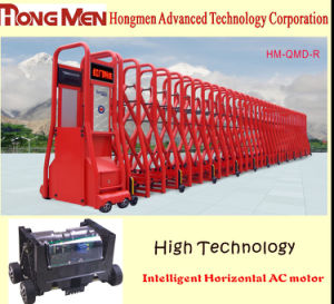 Automatic Sliding Folding Retractable Gate (HM-QMD-R)