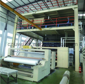 Nonwoven Machine SMS2.4 (JW1600, JW2400, JW3200)