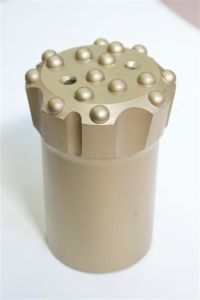 Gt60 Threaded Button Bits (normal and retract)