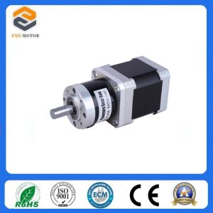 NEMA 17 Two Phases Stepping Motor/Gear Motor for Textile Machine pictures & photos