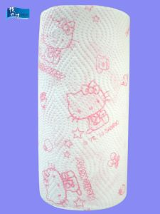 2ply Embossing Dishing Towel Paper for Kitchen pictures & photos