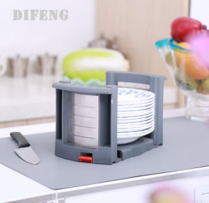 Kitchen Adjustable Plate Holder Drawer Organizers & China Kitchen Adjustable Plate Holder Drawer Organizers - China ...