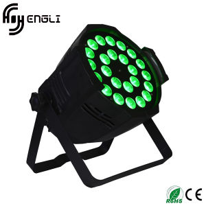 24PCS Stage LED PAR Can with CE & RoHS (HL-030)