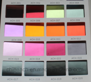 Plastic Silver an-Scratch Acrylic Mirror Sheet for